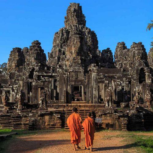 Laos et Cambodge : Temples, villes, nature