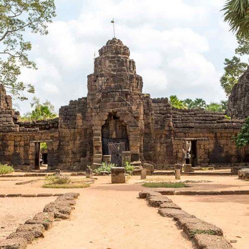 Cambodge chez l'habitant