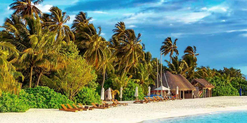 Extension balnéaire vers les Maldives