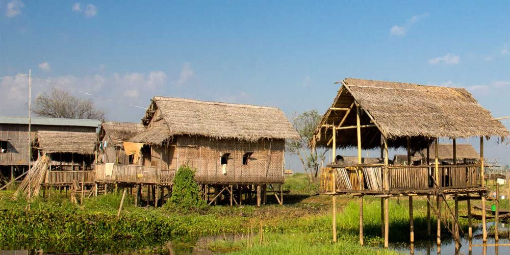Birmanie Hors des sentiers battus