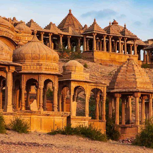 Inde et Palais de Maharajah