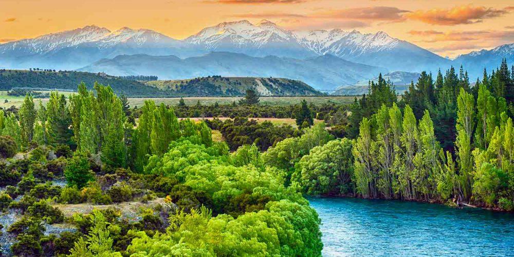 Autotour Nouvelle Zélande île du Sud