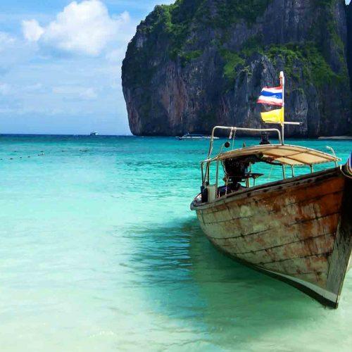 Thailande entre terre et mer