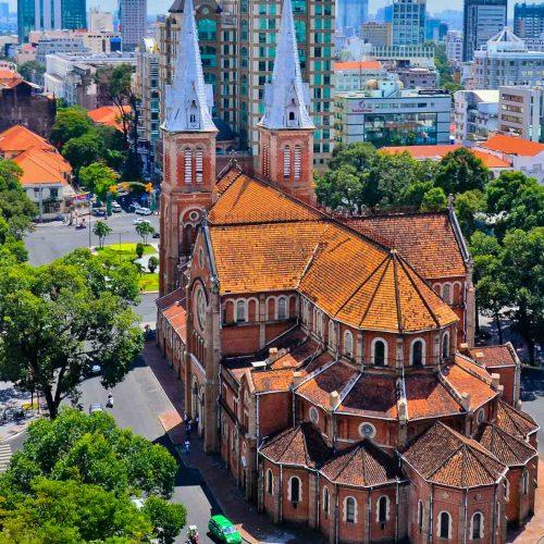 Saigon et le Delta du Mékong
