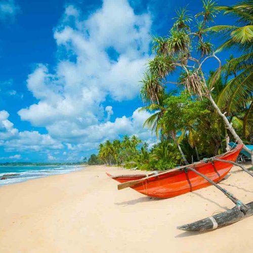 Séjour balnéaire au Sri Lanka