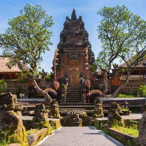 Circuit Bali en liberté