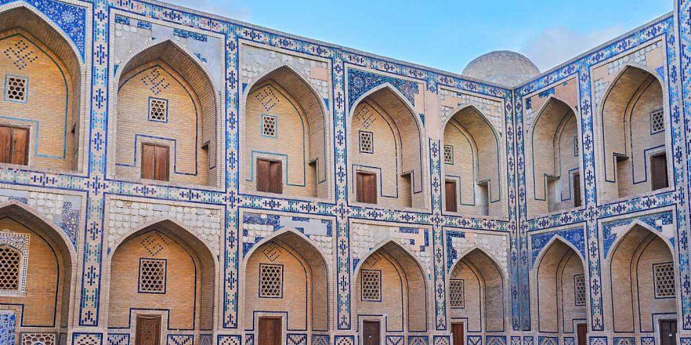 Voyage Ouzbékistan et Kirghizistan