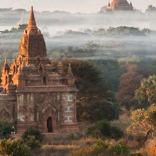 Randonnée en Birmanie