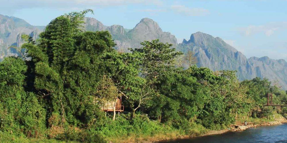 Voyage au Sud Laos