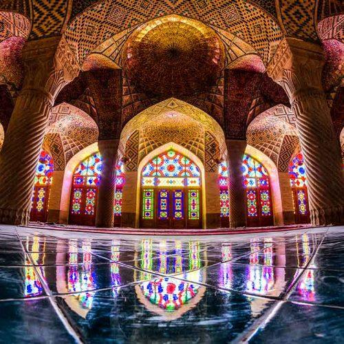Parfums de Perse : le grand tour de l'Iran