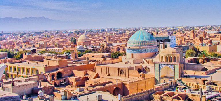 La Perse des villes royales et des villes du désert