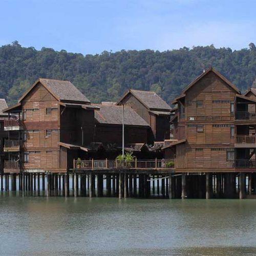 Combiné Péninsule / Sarawak