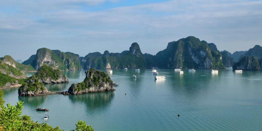 Paysages et diversité du Vietnam