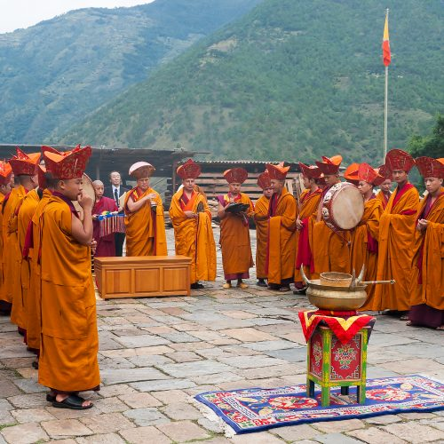 La Grande Traversée du Bhoutan