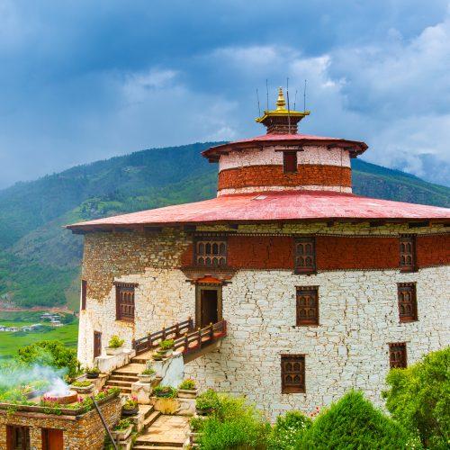 Le Bhoutan d'Ouest en Est
