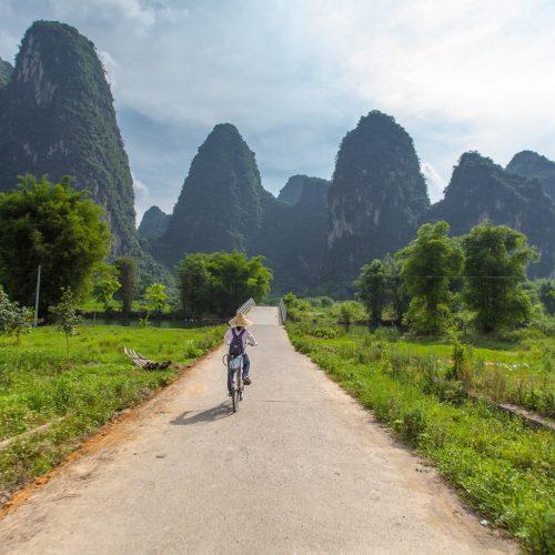 Cyclo Aventure à Yangshuo